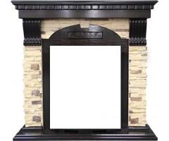 Royal Flame Dublin арочный сланец/сланец белый под классический очаг