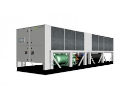 Чиллер воздушного охлаждения Lessar LUC-SSDA800CX