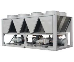 Чиллер воздушного охлаждения Carrier 30XA 802
