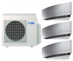 Мультисплит-система Daikin 3MXS68G / FTXG20LS + FTXG25LS + FTXG25LS