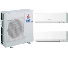 Мультисплит-система Mitsubishi Electric PUHZ-ZRP71VHA / PKA-RP35HAL + PKA-RP35HAL