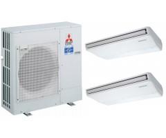 Мультисплит-система Mitsubishi Electric PUHZ-ZRP71VHA / PCA-RP35KAQ + PCA-RP35KAQ