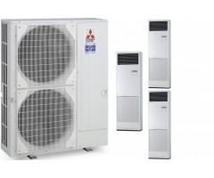 Мультисплит-система Mitsubishi Electric PUHZ-ZRP250YKA / PSA-RP71KA + PSA-RP71KA + PSA-RP71KA