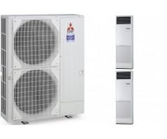 Мультисплит-система Mitsubishi Electric PUHZ-ZRP250YKA / PSA-RP125KA + PSA-RP125KA