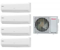 Мультисплит-система Pioneer KRMS07A + KRMS07A + KRMS09A + KRMS09A / 4MSHD28A