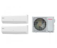 Мультисплит-система Pioneer KRMS07A + KRMS12A / 2MSHD18A