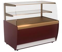 Холодильная витрина Carboma ВХСв-1.3д Mini
