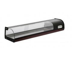 Холодильная витрина Carboma ВХСв-1.0 (под 4 гастр.)