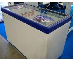 Морозильный ларь Снеж МЛП-400 (серый)