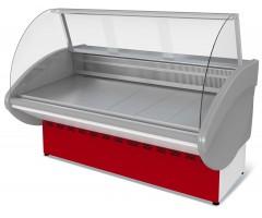 Холодильная витрина Марихолодмаш Илеть ВХС-2.4 динамика