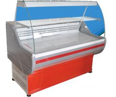 Холодильная витрина Иней 8МПС 1500