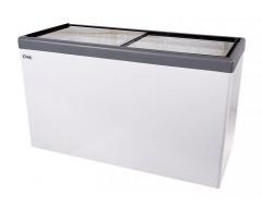 Морозильный ларь Снеж МЛП-500 (серый)