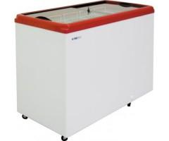 Морозильный ларь Italfrost ЛВН 400 П (СF 400 F) (красный)