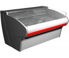 Холодильная витрина Carboma ВХСл-1.5