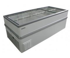 Морозильный ларь-бонета Снеж Bonvini BF 2100 (серый)