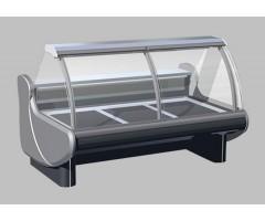 Холодильная витрина Lida BRIZ S 2,5