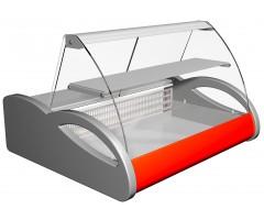 Холодильная витрина Полюс ВХСн-1.5 Арго