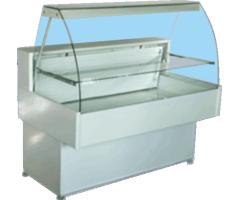 Холодильная витрина Иней RMH