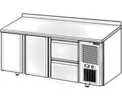 Стол холодильный Polair TM3GN-002-G