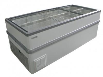 Морозильный ларь-бонета Снеж Bonvini BF 2100 L (серый)