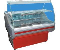 Холодильная витрина Иней 4МПС (Д 1000 мм)