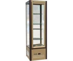 Холодильный шкаф Carboma R400Cвр Люкс
