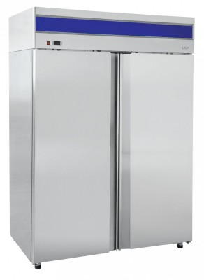 Шкаф холодильный ШХн-1.4-01 (нерж.)