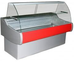 Холодильная витрина Полюс ВХС-1.5 ЭКО MINI
