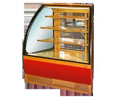 Холодильная витрина Марихолодмаш VS UN Veneto (открытая, внеш. угол, краш.)