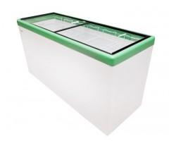 Морозильный ларь Снеж МЛП-600 (зелёный)