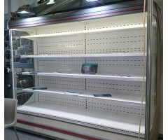 Пристенная витрина Марихолодмаш Нова ВХСп-1.25