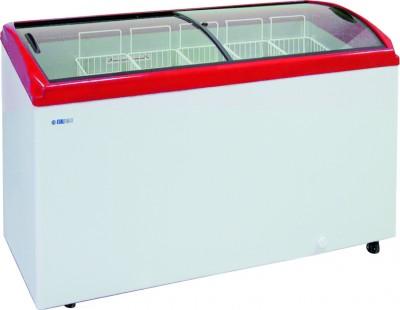 Морозильный ларь Italfrost ЛВН 600 Г (СF 600 C) (красный)