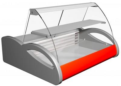 Холодильная витрина Полюс ВХС-1.0 Арго