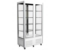 Холодильный шкаф Carboma R800C (остекление с 4-х сторон)