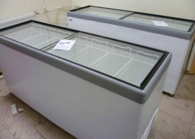 Морозильный ларь Снеж МЛП-700 (серый)