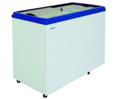 Морозильный ларь Italfrost ЛВН 400 П (СF 400 F) (синий)