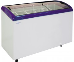 Морозильный ларь Italfrost ЛВН 500 Г (СF 500 C) (синий)